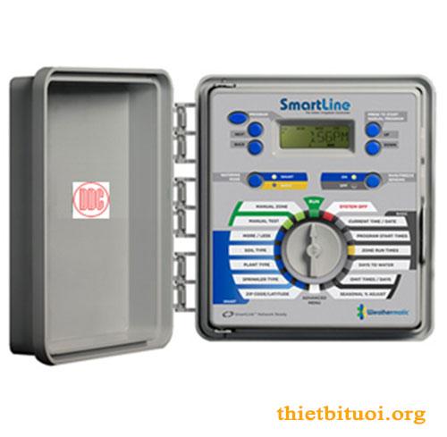 Bộ điều khiển SL-1600 - Lắp đặt hệ thống tưới