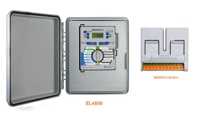 BỘ ĐIỀU KHIỂN SL4800 - BỘ ĐIỀU KHIỂN WEATHERMATIC